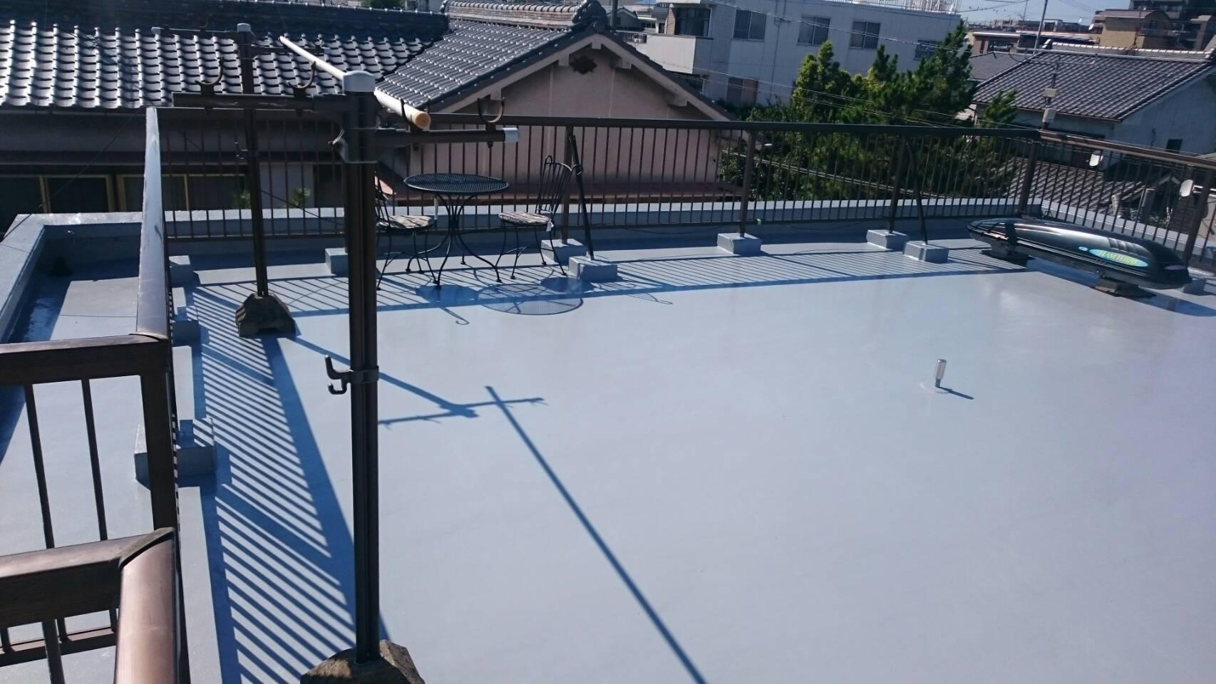 愛知県個人宅 防水